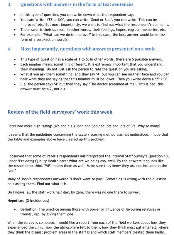 sample report writing format pdf